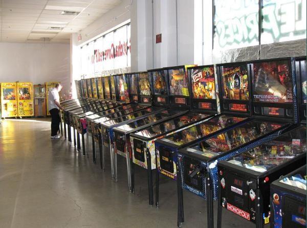 Pinball Hall of Fame in Las Vegas