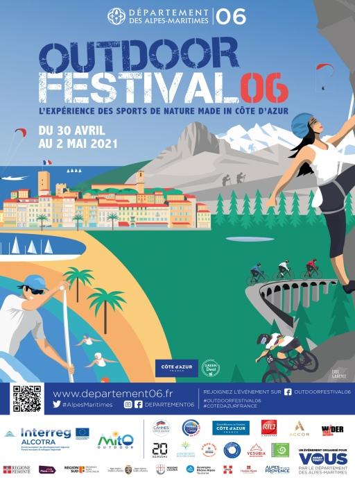 Plakat Outdoor-Festival 06