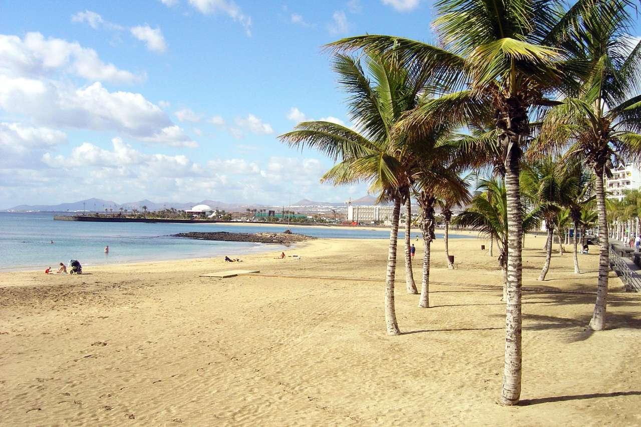 Playa del Reducto Lanzarote