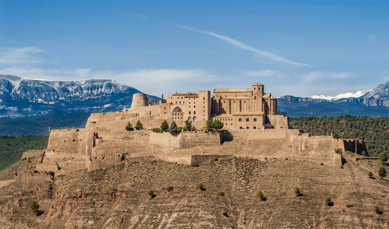 Burg von Cardona