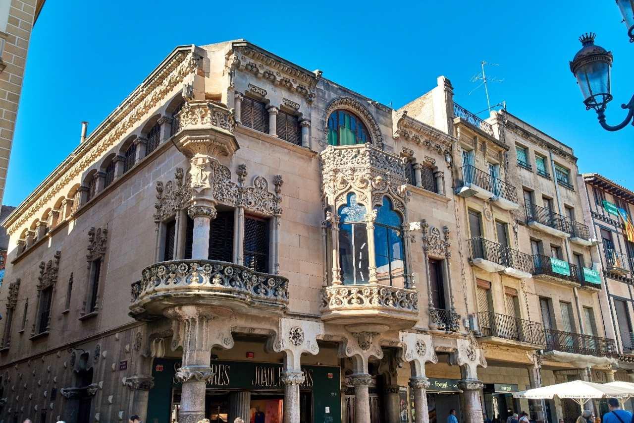 Casa Navàs in Reus