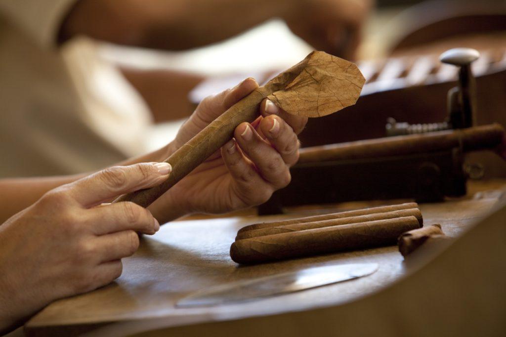 Handgedrehte Zigarren aus La Palma
