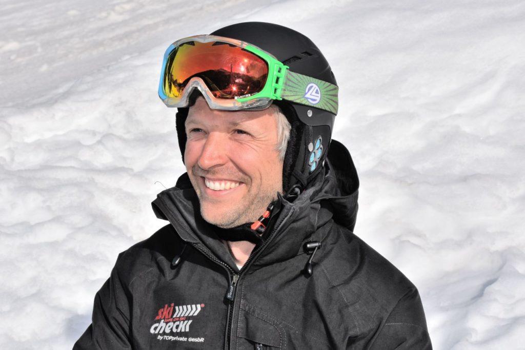 Kevin Benk Leiter der skiCHECK Skischulen