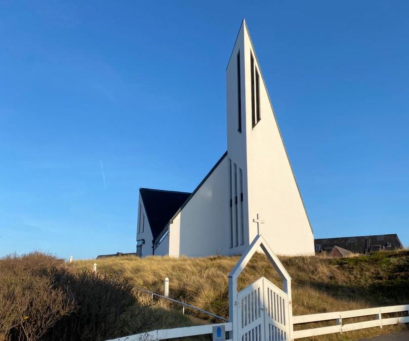 Kirche in Hörnum