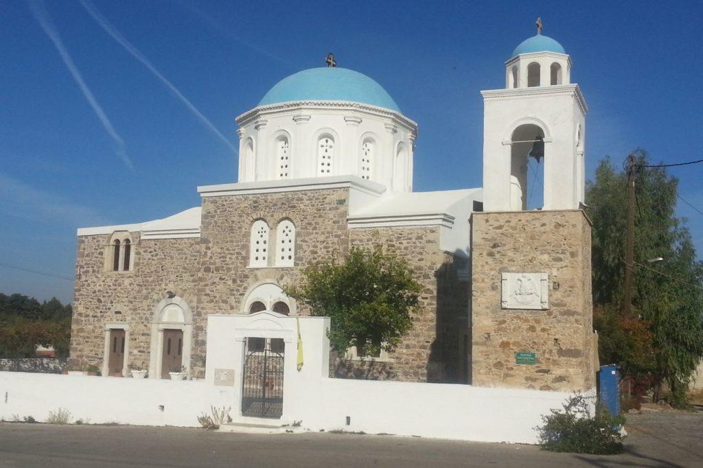 Kleine Kirche auf Kos