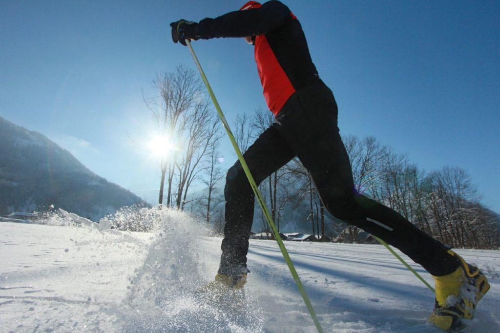 Skilanglauf Tiroler Lechtal