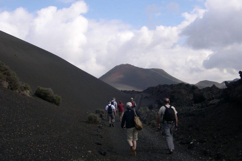 Wandern durch den Timanfaya Nationalpark
