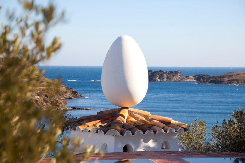 Wohnhaus von Salvador Dalí in Portlligat