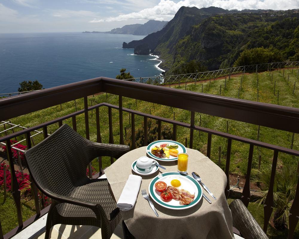 Ausblick Quinta do Furão auf die Atlantikküste