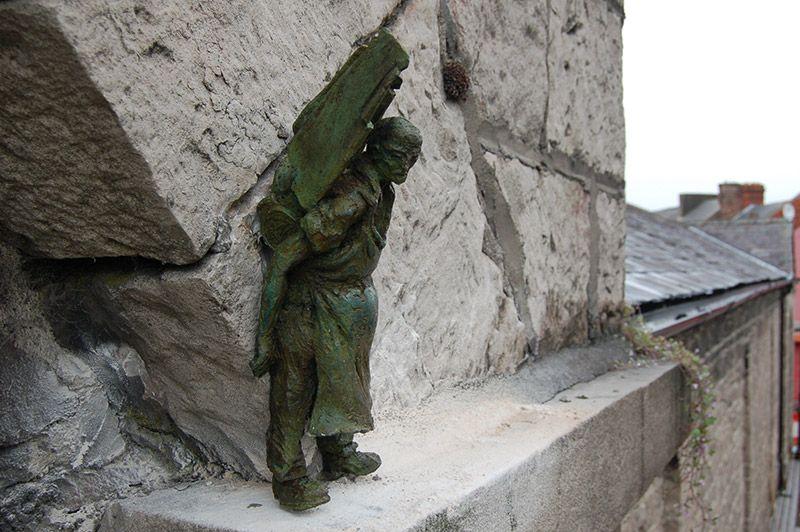 Holger Lönze Skulptur Irland