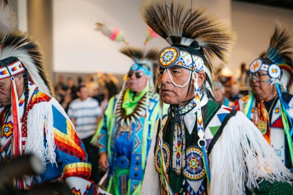 Kanada indigenes Kulturerbe