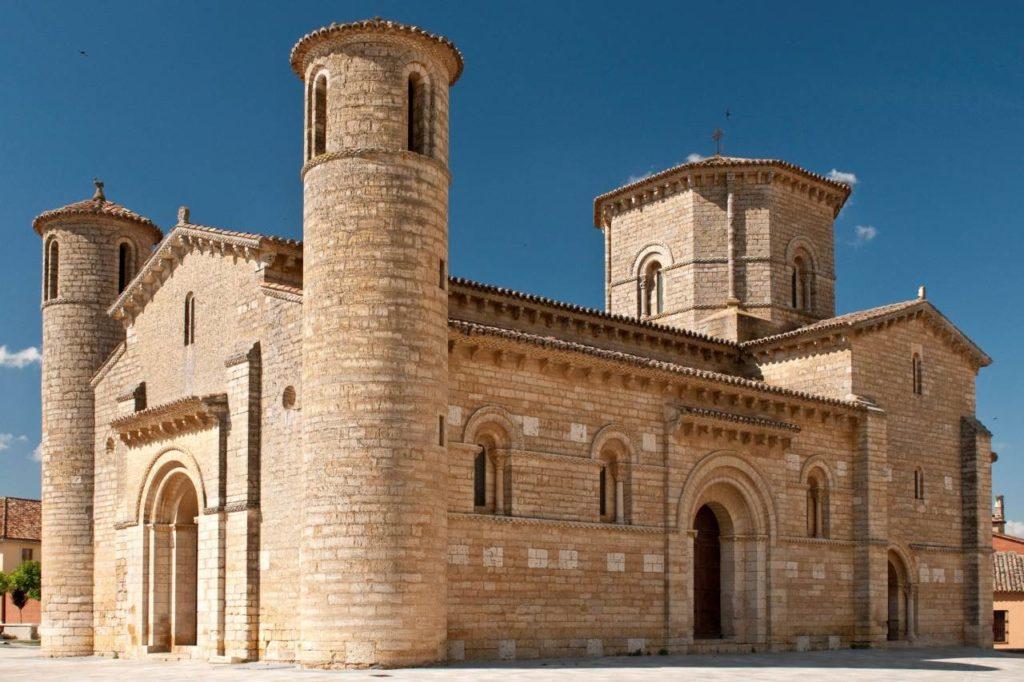 Kirche San Martín de Frómista