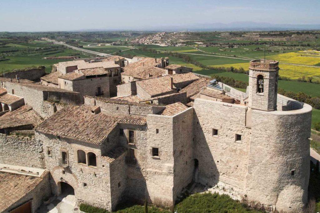 Kirche Sant Pere in Montfalco Murallat