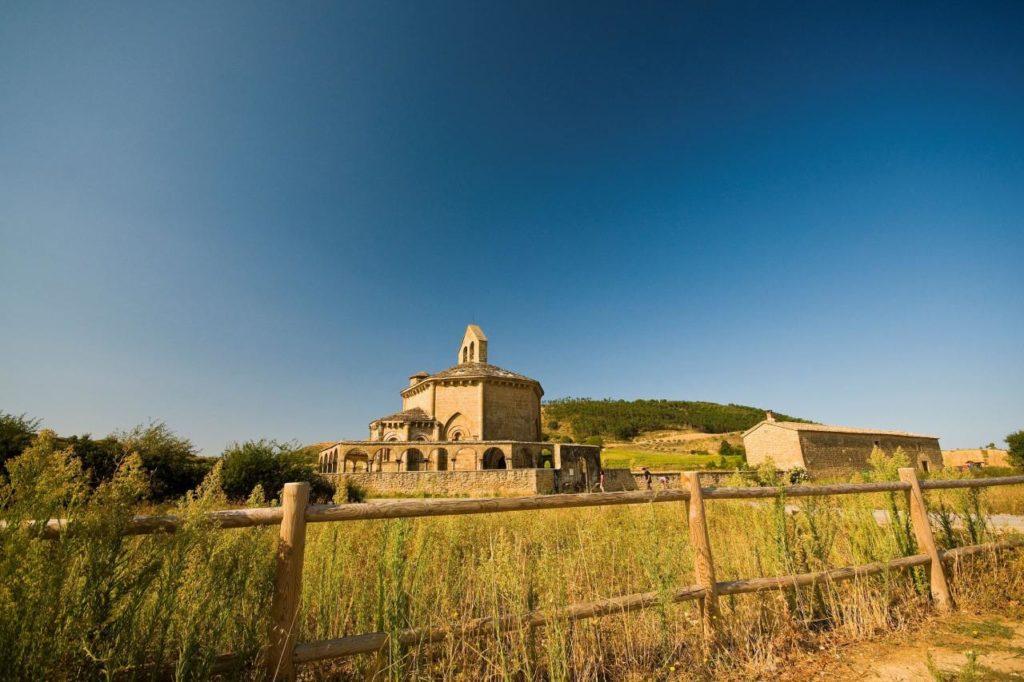 Kirche Santa María de Eunate