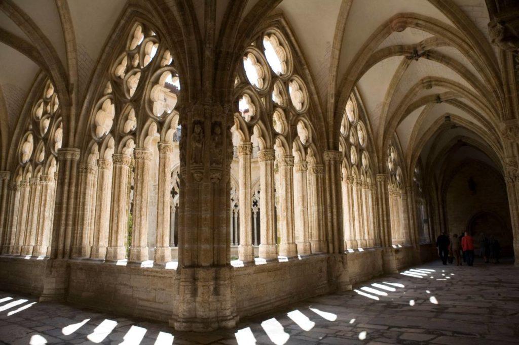 Kreuzgang Kathedrale San Salvador Oviedo