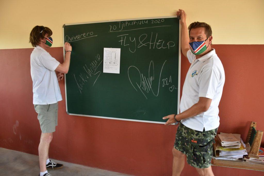 Mickie Krause Peter Wackel Schulprojekt Ovahimba