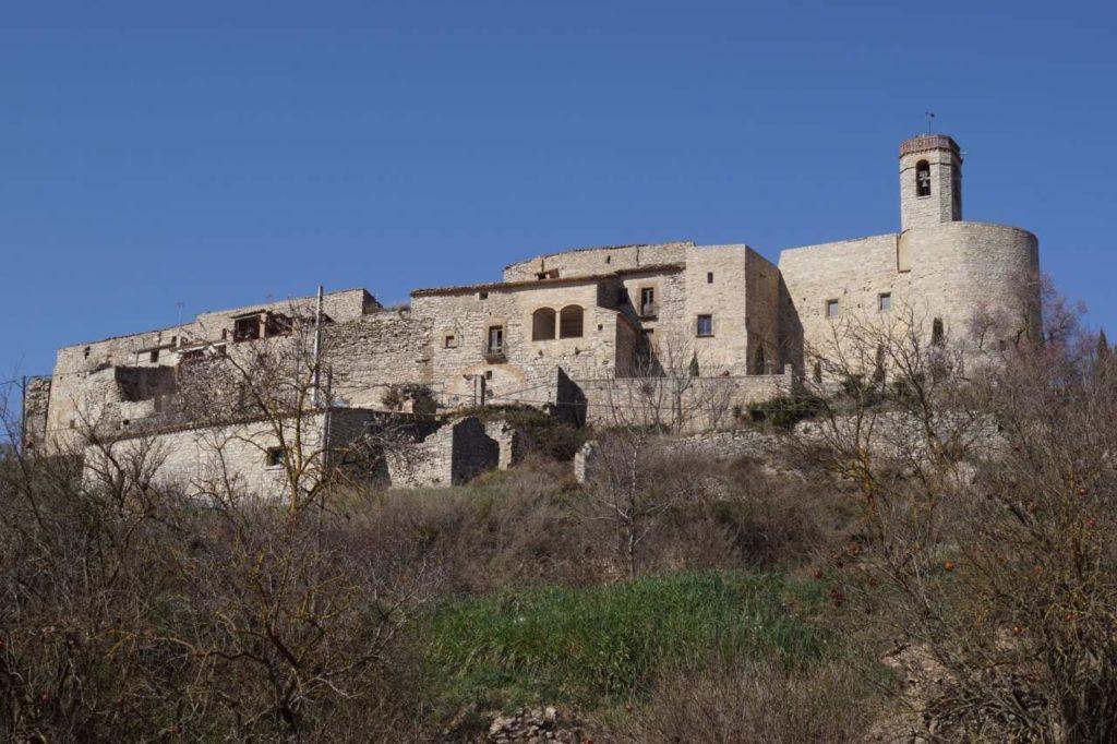 Montfalcó Murallat - ehemalige Festung