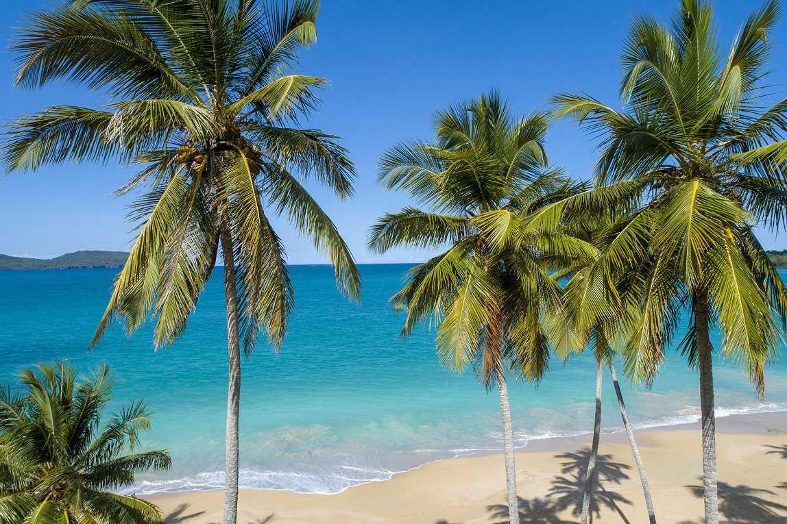Playa Colorada Las Galeras