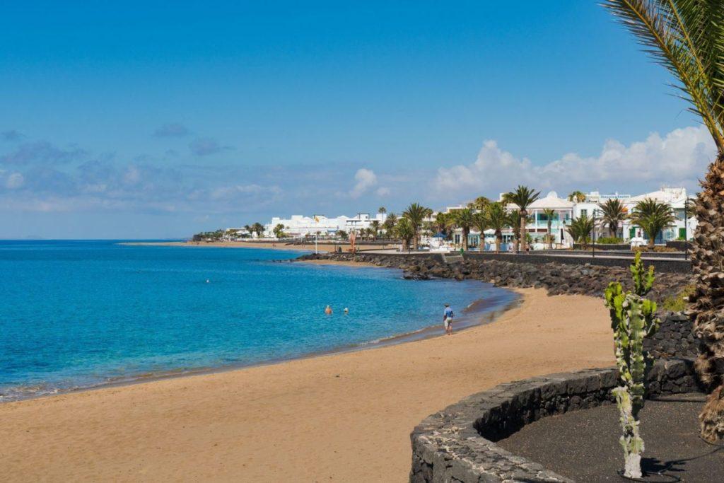 Playa Matagorda Lanzarote