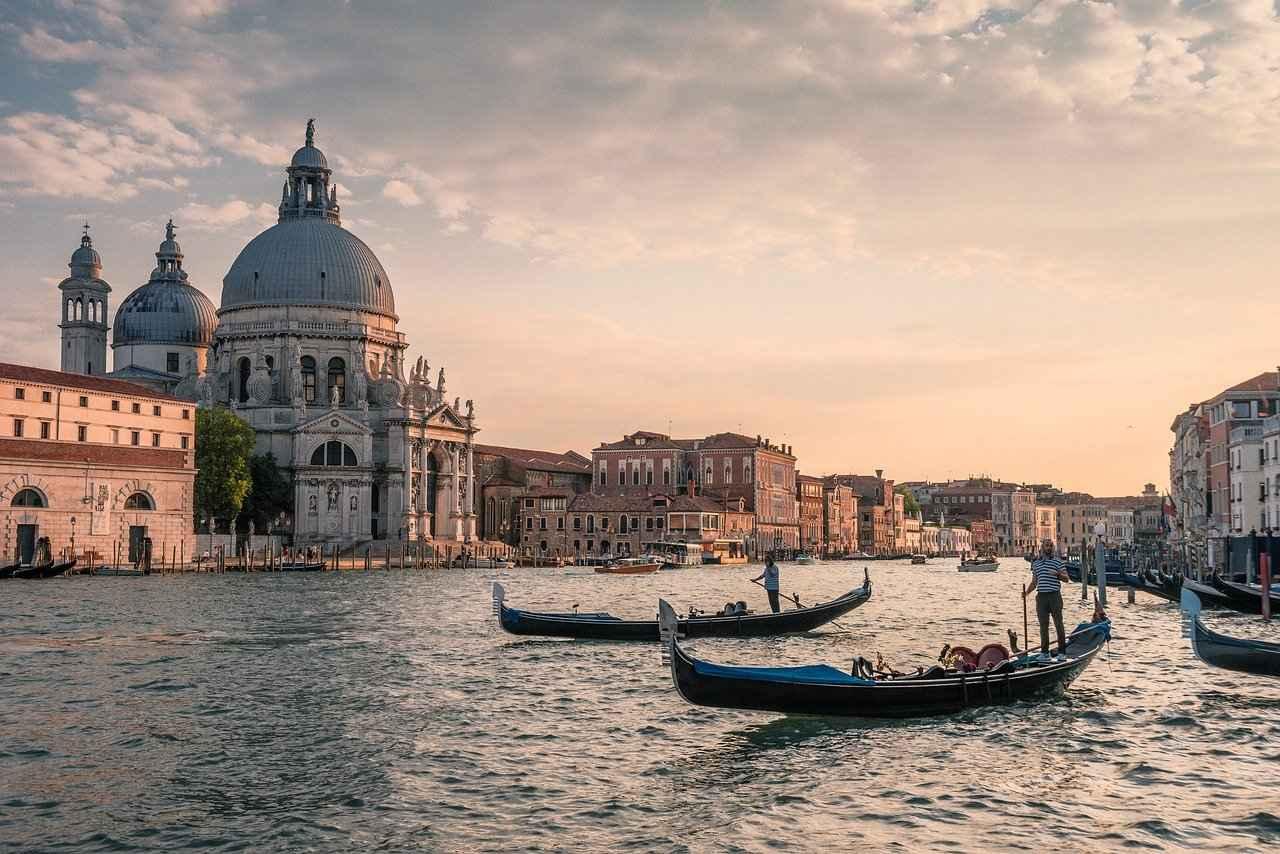 Reisemagazin Italien