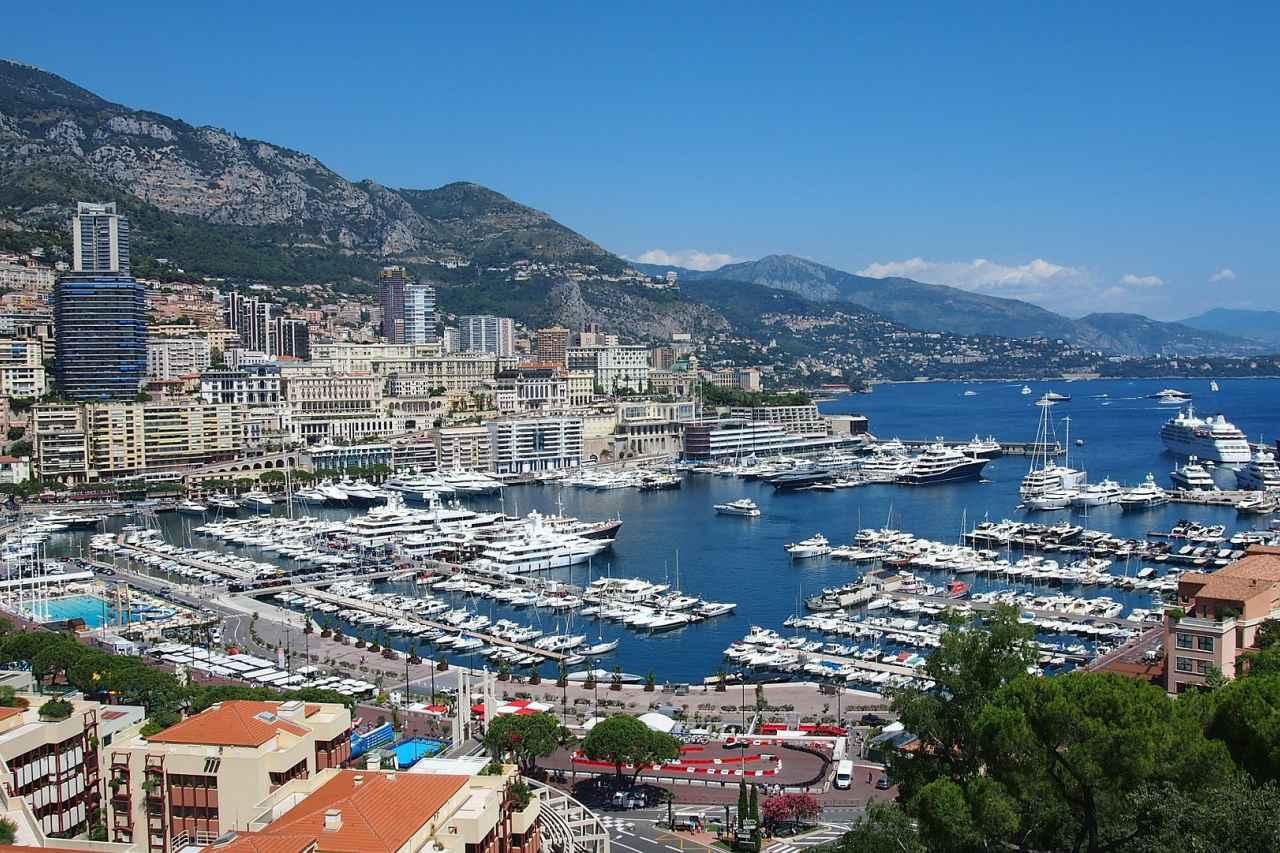 Reisemagazin Monaco