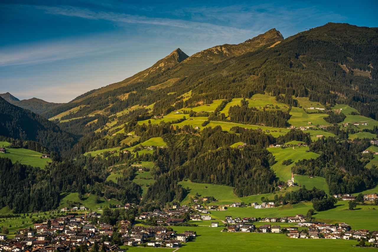 Reisemagazin Österreich