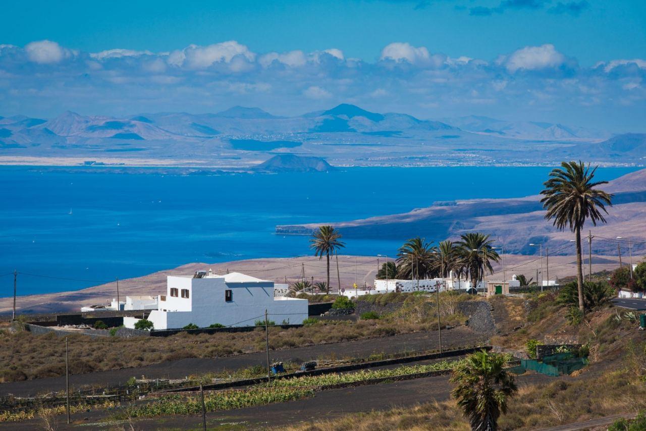 Tias La Asomada auf Lanzarote