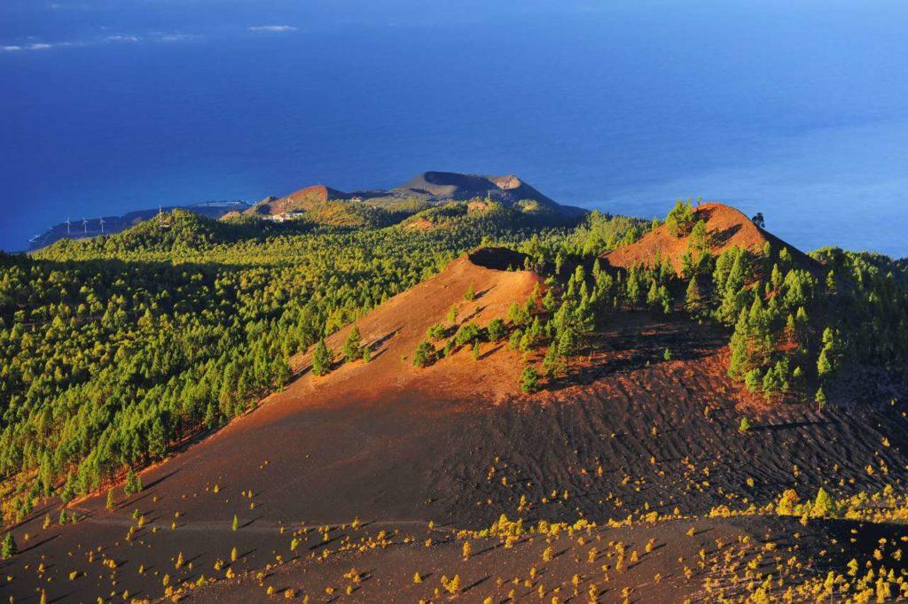 Vulkanroute auf La Palma