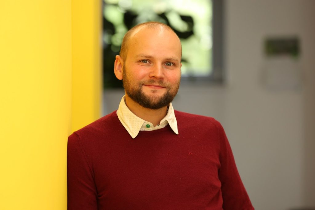 Christoph Ferrandino - Head of Marketing Holiday Extras