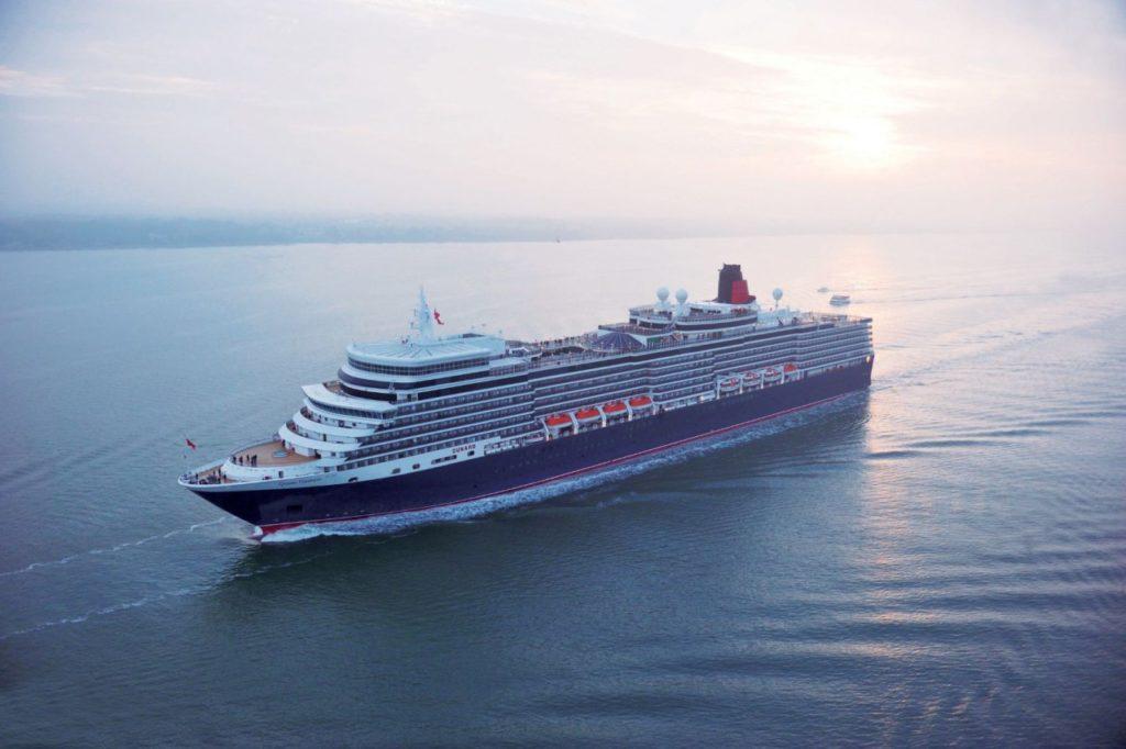 Cunard Queen Elizabeth Absagen 2021