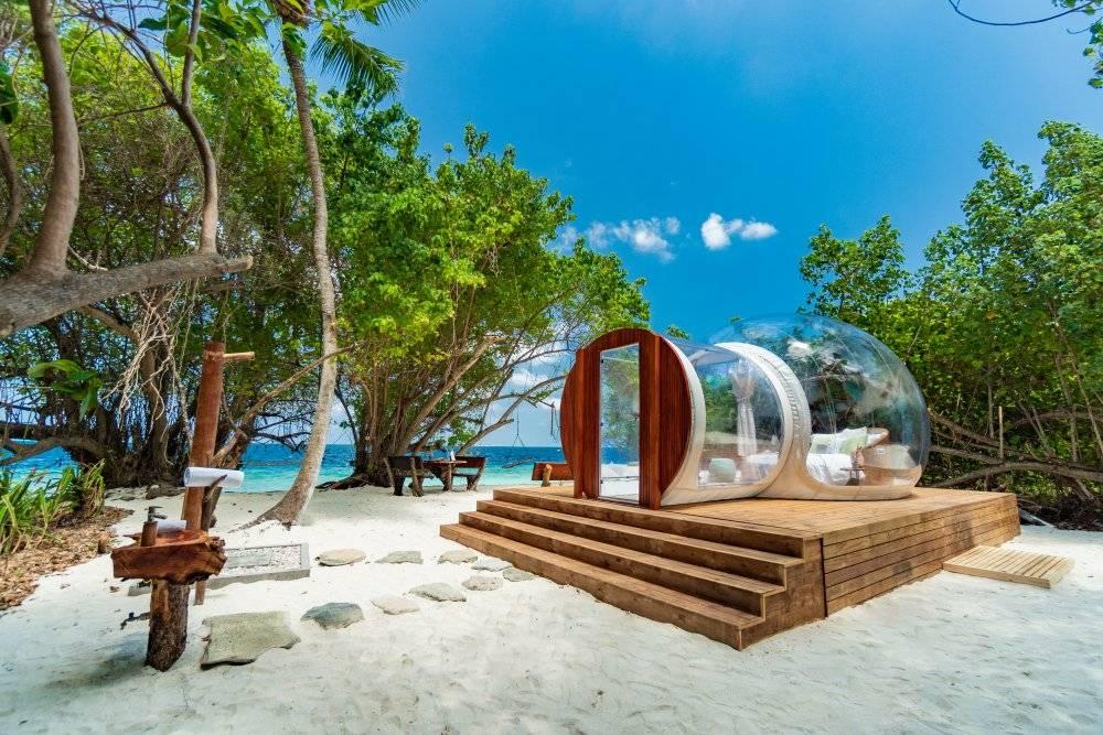 Glamping Amilla Fushi Malediven