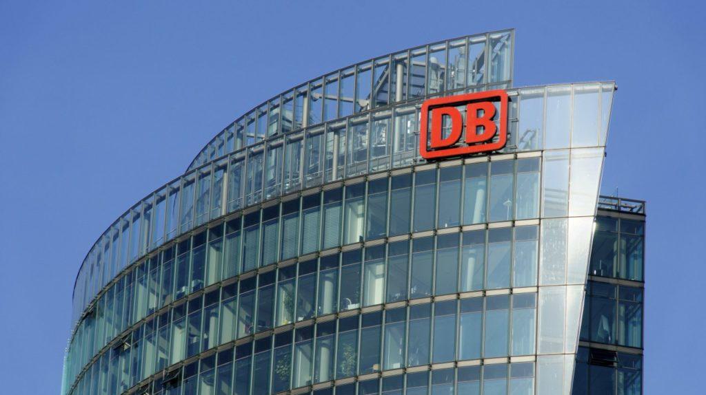 Konzernzentrale der Deutschen Bahn AG