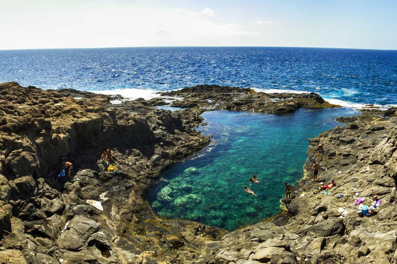 Meerwasserschwimmbäder Los Charcones de Janubio