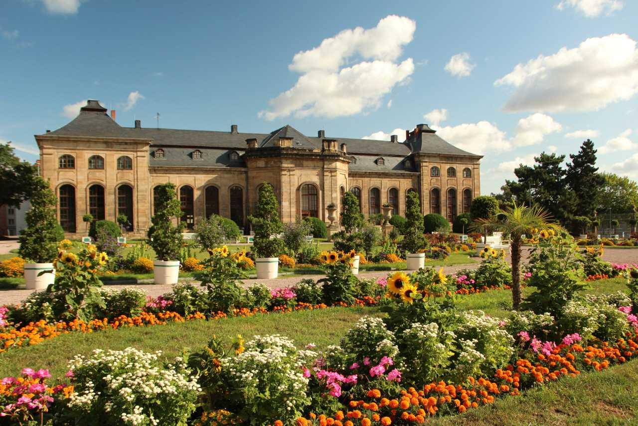 Orangerie Gotha - Kleinod der Gartenkunst