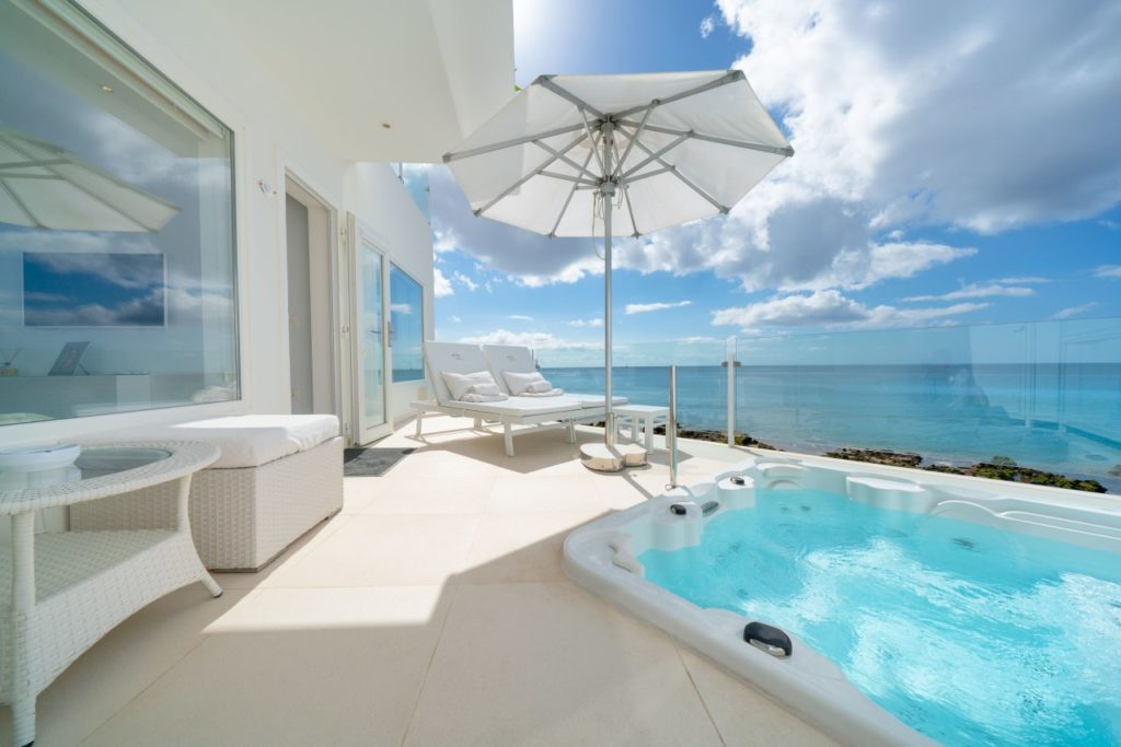Privater Whirlpool Lani's Suites Deluxe Lanzarote