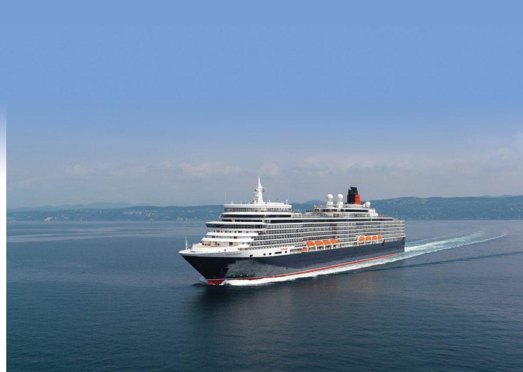 Queen Elizabeth Sommer 2021 britische Küste