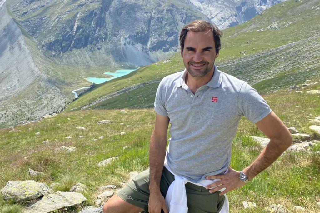 Roger Federer Markenbotschafter Schweiz