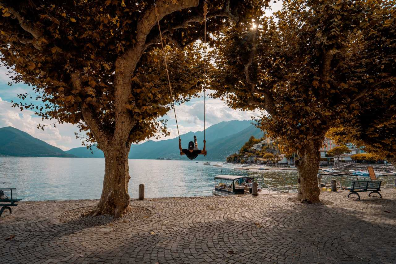 Swing the World in Ascona