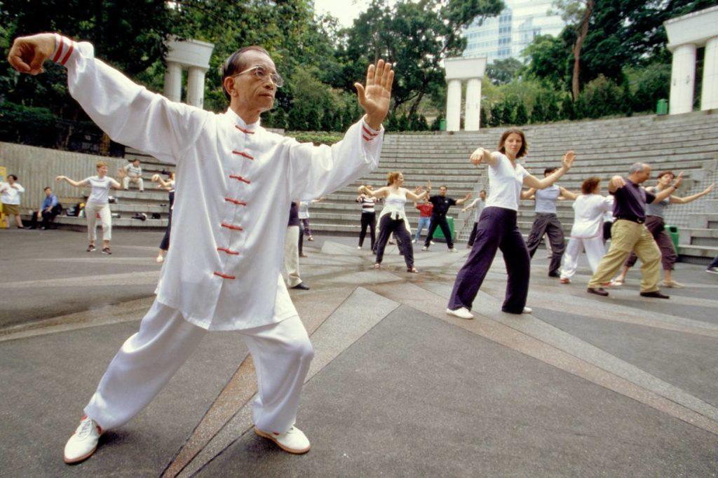 Tai Chi und Qigong zum Mitmachen