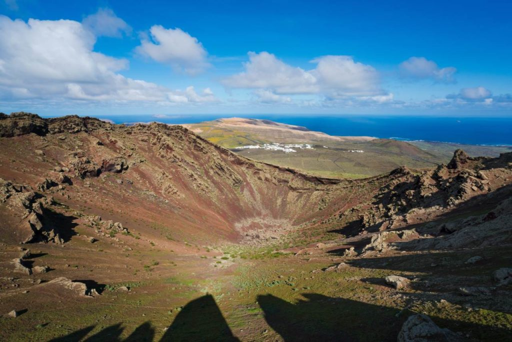 Zurück auf die Vulkaninsel Lanzarote