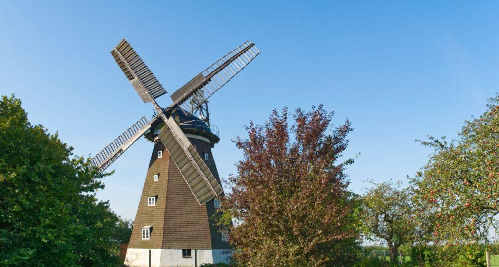 Ehlertsche Mühle in Woldegk