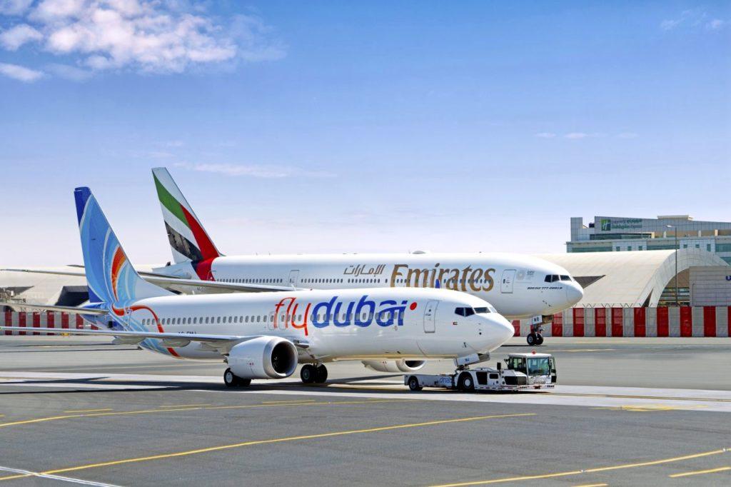 Emirates Skywards für Emirates und flydubai