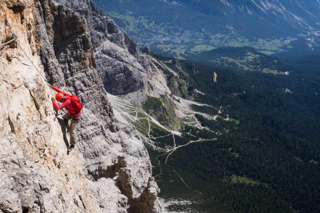 Eötvös-Dimai-Führe Cortina d'Ampezzo