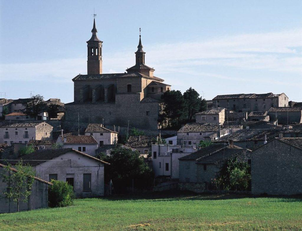 Fuendetodos in Aragonien-Geburtsort von Francisco de Goya