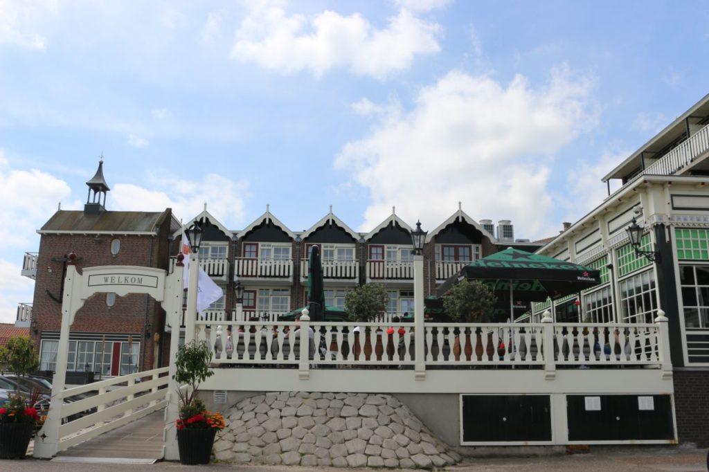 Hotel Spaander in Volendam