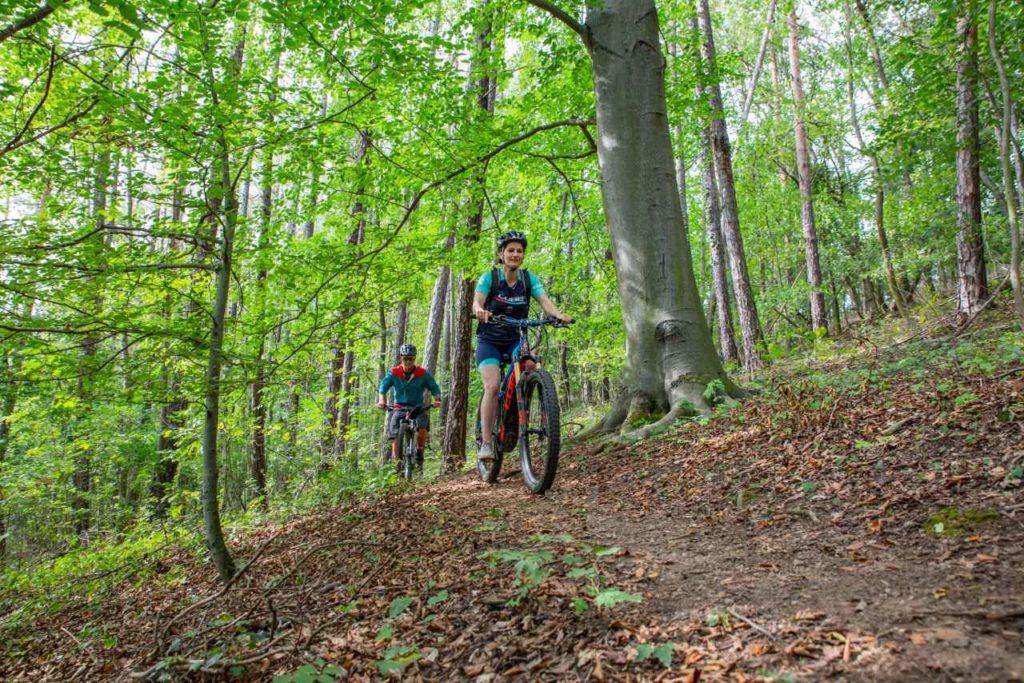 Mountainbike-Route FEEN-Bike-Paradies Saalfeld