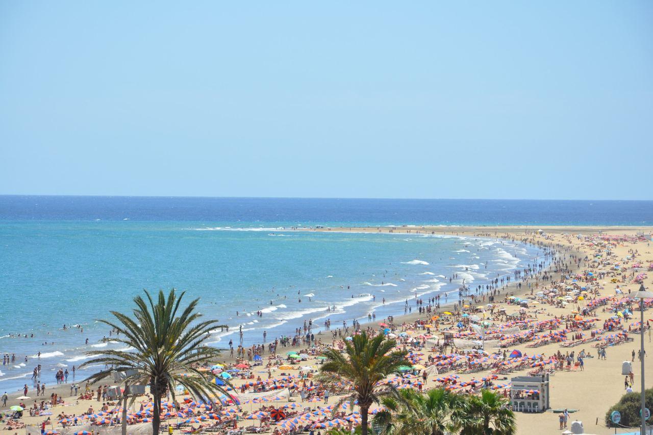 Playa del Ingles Strand