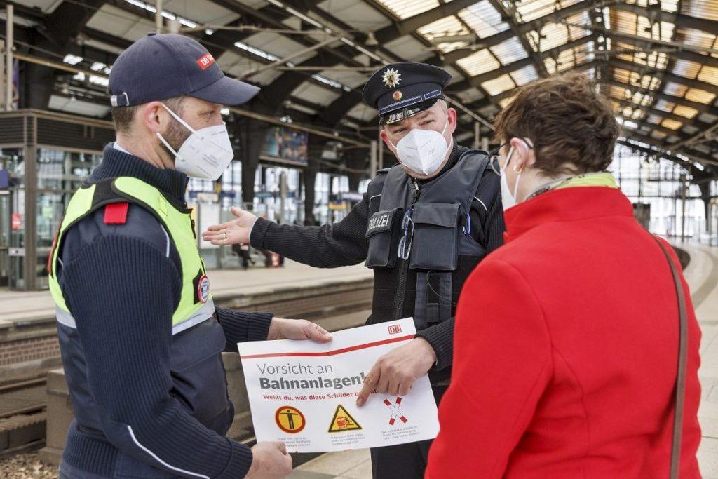 Präventionsteam Bahnsicherheit