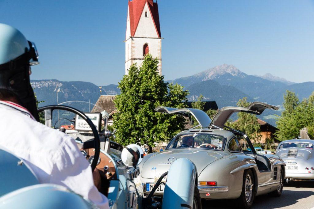 Rallye-Teilnehmer Südtirol Classic Schenna