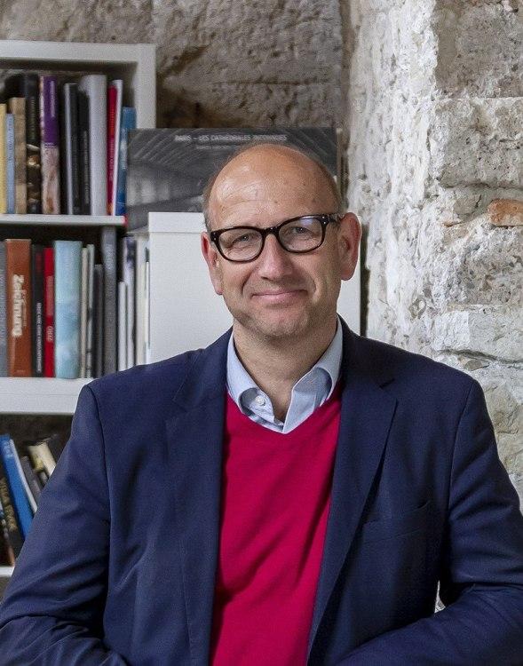 Stefan Wimmer Direktor der KunstAkademie Bad Reichenhall